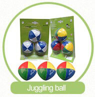 juggling ball for sale in the market
