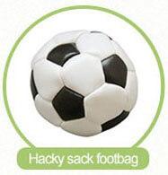 32 panel soccer hacky sack