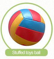 China stuffed balls manufacturer